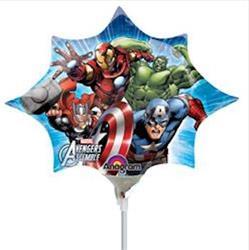 Avengers Assemble Mini Shape