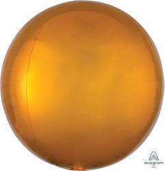 Orbz Dazzling Gold Solid Colour 43cm x 45cm