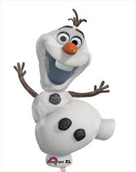 Disney Frozen Olaf Super Shape 58cm x 104cm
