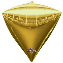 Diamondz Gold Solid Colour 40cm x 43cm