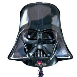 Darth Vader Helmut Foil balloon 63cm x 63cm