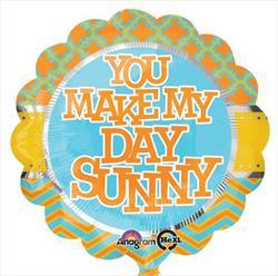 You Make My Day Sunny 45cm