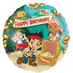 Jake & The Neverland Pirates Happy Birthday 45cm