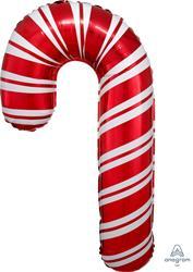 Holiday Candy Cane Shape 50 x 92cm