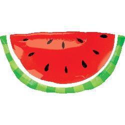 Watermelon Super Shape 81cm x 40cm New