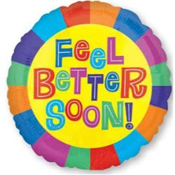 Feel Better Soon Bright Colours 45cm