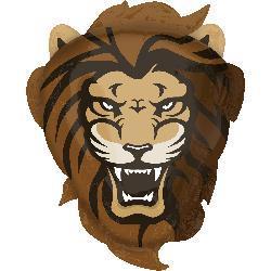 Lion Helium Shape 53cm x 63cm