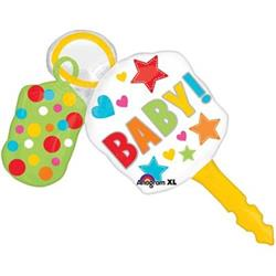Baby Keys Super Shape 68 x 96cm