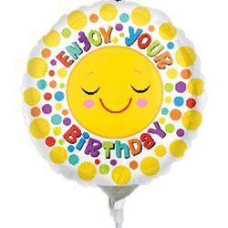Enjoy Your Birthday 23cm