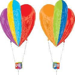 Gift Box Hot Air Balloon 66 x 76cm