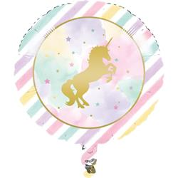Golden Unicorn Sparkle Foil 45cm
