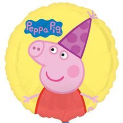 Peppa Pig Yellow 45cm