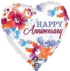 Happy Anniversary 23cm