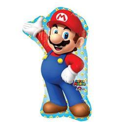 Mario Bros Mini Shape