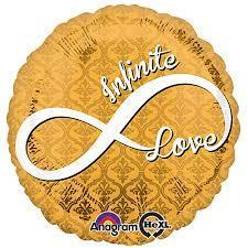 Infinite Love HEXL 43cm