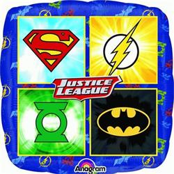 Justice League Mini Shape