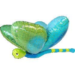 Cute Dragonfly SuperShape 101cm x 79cm.