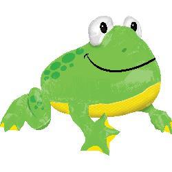 Froggy UltraShape 73cm x 58cmwill sit if Air filled