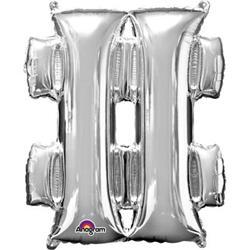 Symbol   Silver 68cm x 83cm