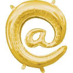 Symbol @ Gold 40.5cm