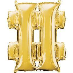 Symbol   Gold 40.5cm