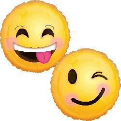 Emoji Smile 45cm