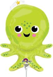 Silly Octopus Mini Shape.