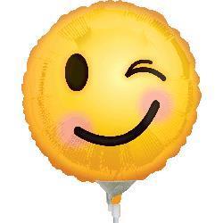 10cm Winking Emoji 10cm
