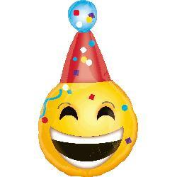 Birthday Emoji  junior Shape 45cm