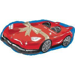 Race Car Helium Shape H 43 x 91cm