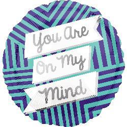 You Are On My Mind 23cm