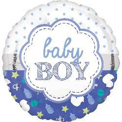 10cm Baby Boy Scallop 10cm