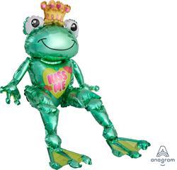 Valentine Sitting Valentine Frog 48 x 71cm