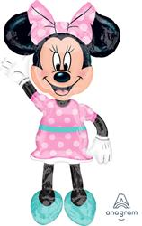Minnie Mouse Air Walker 96cm x 137cm New design