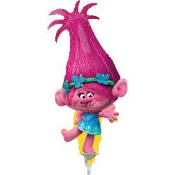 Trolls Poppy Mini Shape