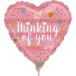 Thinking Of You Coral 23cm New