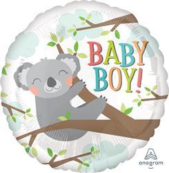 Baby Koala Boy HEXL 43cm NEW