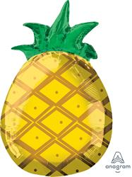 Tropical Pineapple Junior Shape 30cm x 53cm