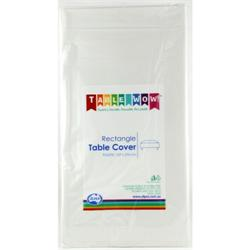 Rectangle Tablecover White