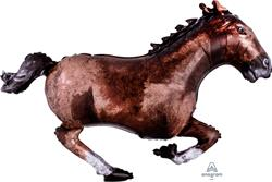 Galloping Horse SuperShape 101cm x 63cm