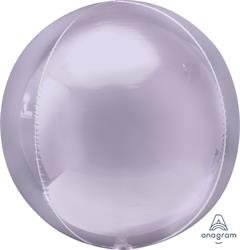 Orbz Pastel Lilac Solid Colour 43cm x 45cm