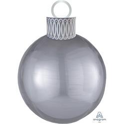 Orbz XL Silver Ornament Kit