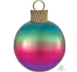 Orbz XL Ombre Rainbow Ornament Kit