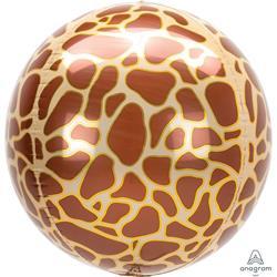 Orbz Giraffe Print 38cm x 40cm