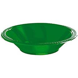 Bowl Plastic 355ml Festive Spring Green