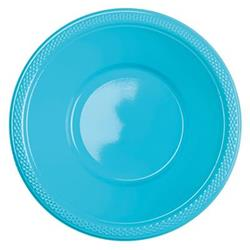 Bowl Plastic 355ml Caribbean Blue
