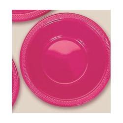 Bowl Plastic 355ml Magenta