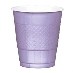 Cup Plastic 355ml Lavender