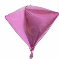 "Diamond Shaped Foil 15"" - 38 cm Pink"