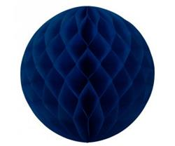 FS Honeycomb Ball Navy Blue 35cm